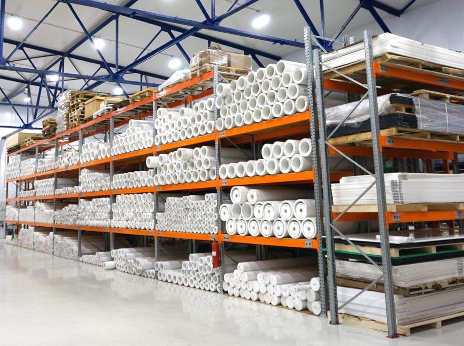 Наша компания обладает широчайшим ассортиментом складских запасов: антифрикционные композиты ZEDEX ® (ЗЕДЕКС), ВМПЭ/ СВМПЭ INKULEN PE, а также полиуретан INKUMER EL (полиуретан).