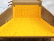 Футеровка кузова от абразивных сыпучих материалов